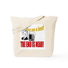 ART Bachelor party Tote Bag