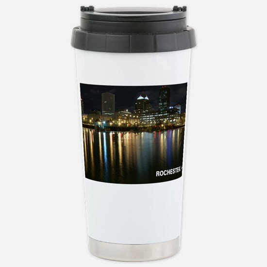 2-downtown Stainless Steel Travel Mug
