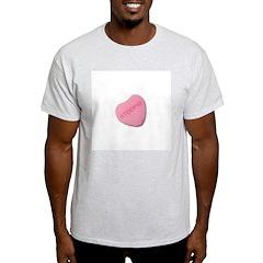 Stoopid Candy Heart T-Shirt