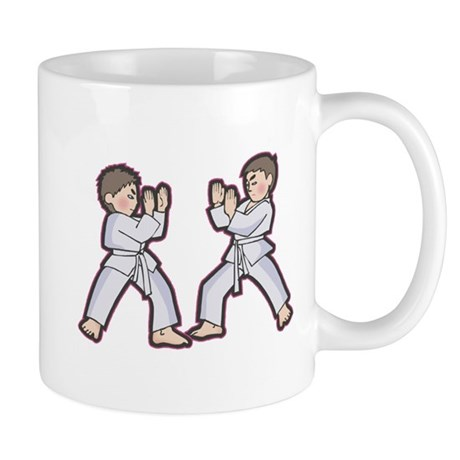 Karate Boys Mug