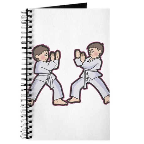 Karate Boys Journal
