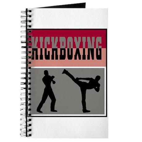 Kickboxing Logo Journal