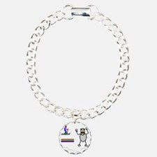 SkiFree t-shirt Bracelet