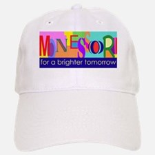 ColorfulMontessori Baseball Baseball Cap