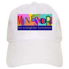 ColorfulMontessori Baseball Cap