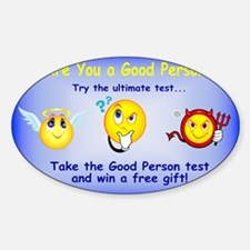 good person test2 Decal