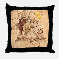 16x20_Print_Copper Nymph Throw Pillow