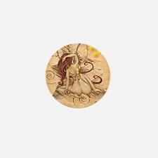 16x20_Print_Copper Nymph Mini Button