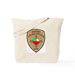 Fakowi Tribal Police Tote Bag