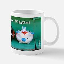 Los Tres Little Piggies Mug