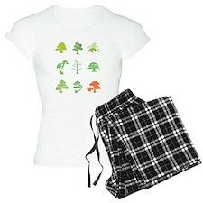 Bonsai Trees Pajamas