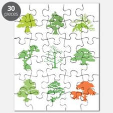 Bonsai Trees Puzzle