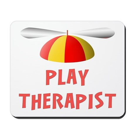 Play Therapist Mousepad