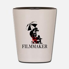 Filmmaker Shot Glass