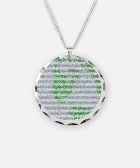 Creation Story Necklace