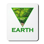 Earth Element Mousepad