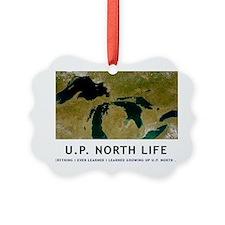blog logo Ornament
