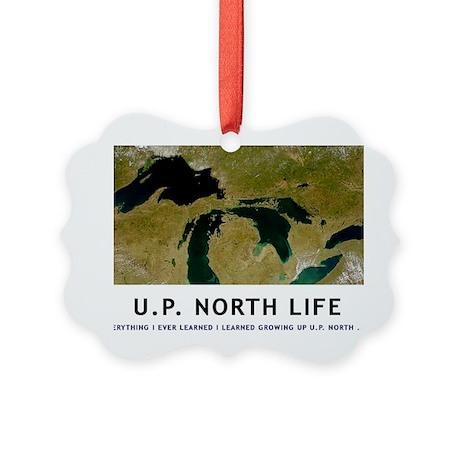 blog logo Picture Ornament
