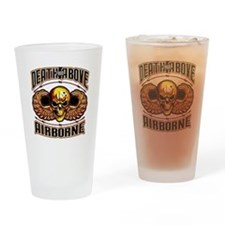 DeathFromAbove_Airborne Drinking Glass