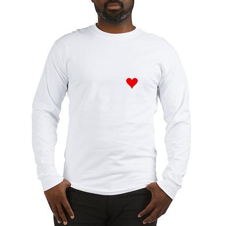ExpectingfromETshirt Long Sleeve T-Shirt