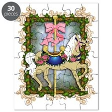 The Flower Carousel Puzzle