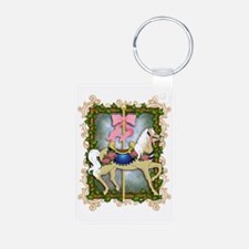 The Flower Carousel Keychains