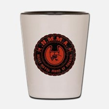 HMMA-T Shot Glass