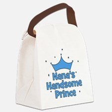 2-nanashandsomeprincess Canvas Lunch Bag