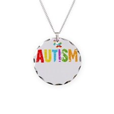 Autism Thing -dk Necklace