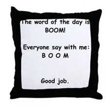 2-Page-01 Throw Pillow