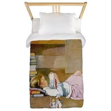 2-FIINDING WONDERLAND_10x14_ALICE Twin Duvet