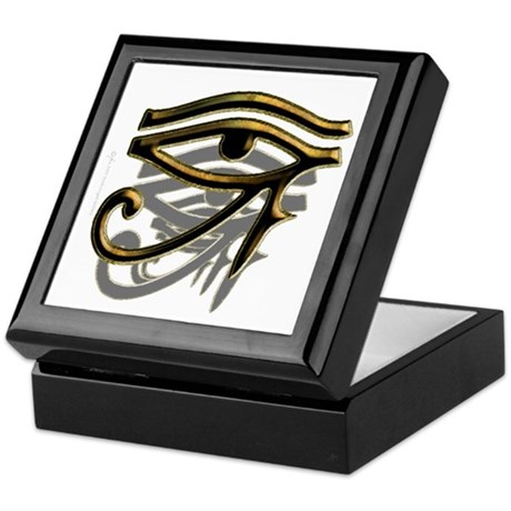 Eye of Horus Keepsake Box