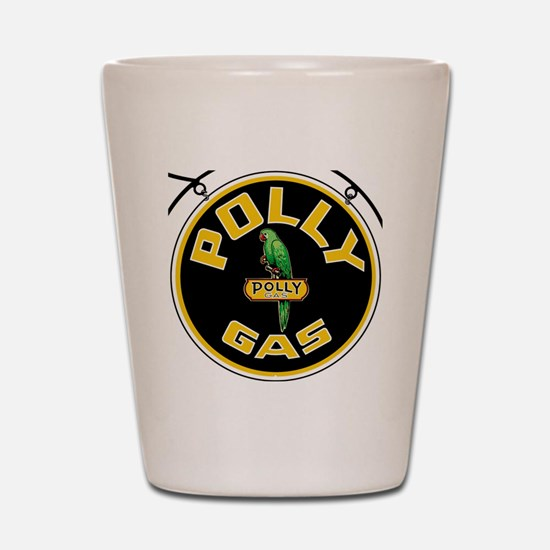 pollygas Shot Glass