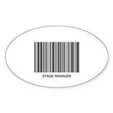 StgMgr Barcode Decal