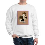 Australian Shepherd Pair Sweatshirt