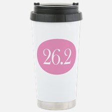 26 point 2 pink Travel Mug