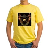 Usarmy Mens Classic Yellow T-Shirts