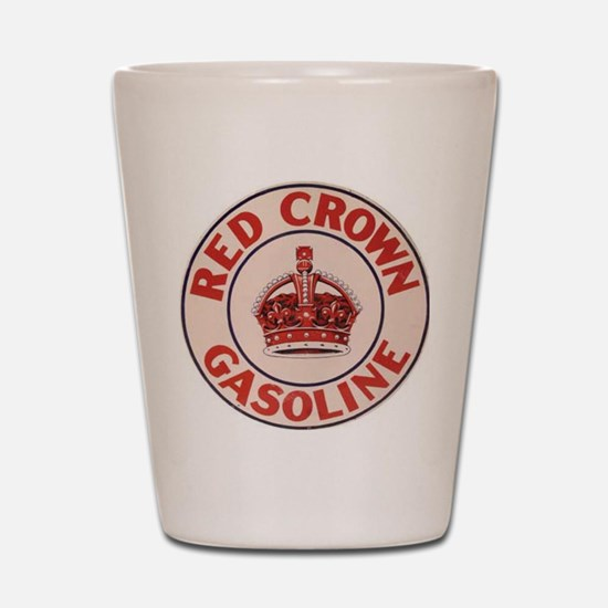 redcrown Shot Glass