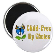 Child-Free By Choice Magnet