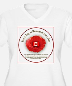 Canadianmemorial- T-Shirt