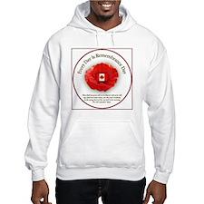 Canadianmemorial-vi Hoodie
