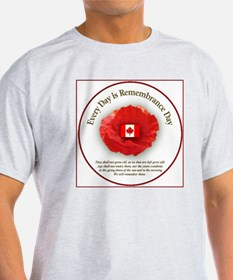 Canadianmemorial-vi T-Shirt