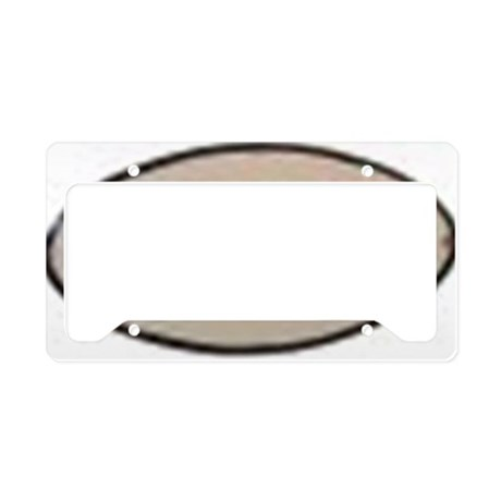 2-humble License Plate Holder