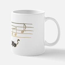 blackkittynotesblack Mug