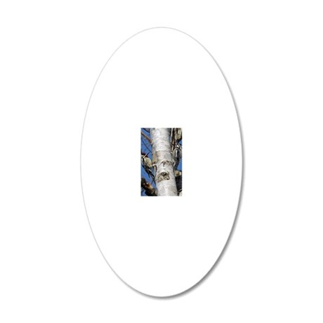 9x12_print 2 20x12 Oval Wall Decal