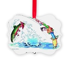 Catch And Release Ornament