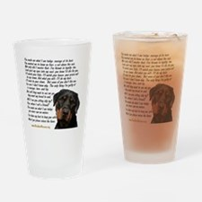 you_made_me_what_I_am_today_rot Drinking Glass