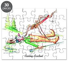 Casting Accident Puzzle