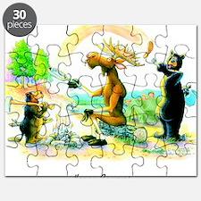 Happy Campers Puzzle