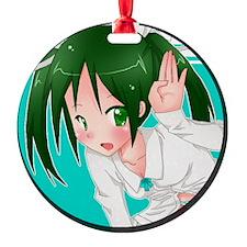 Lucchini Button/Magnet Ornament